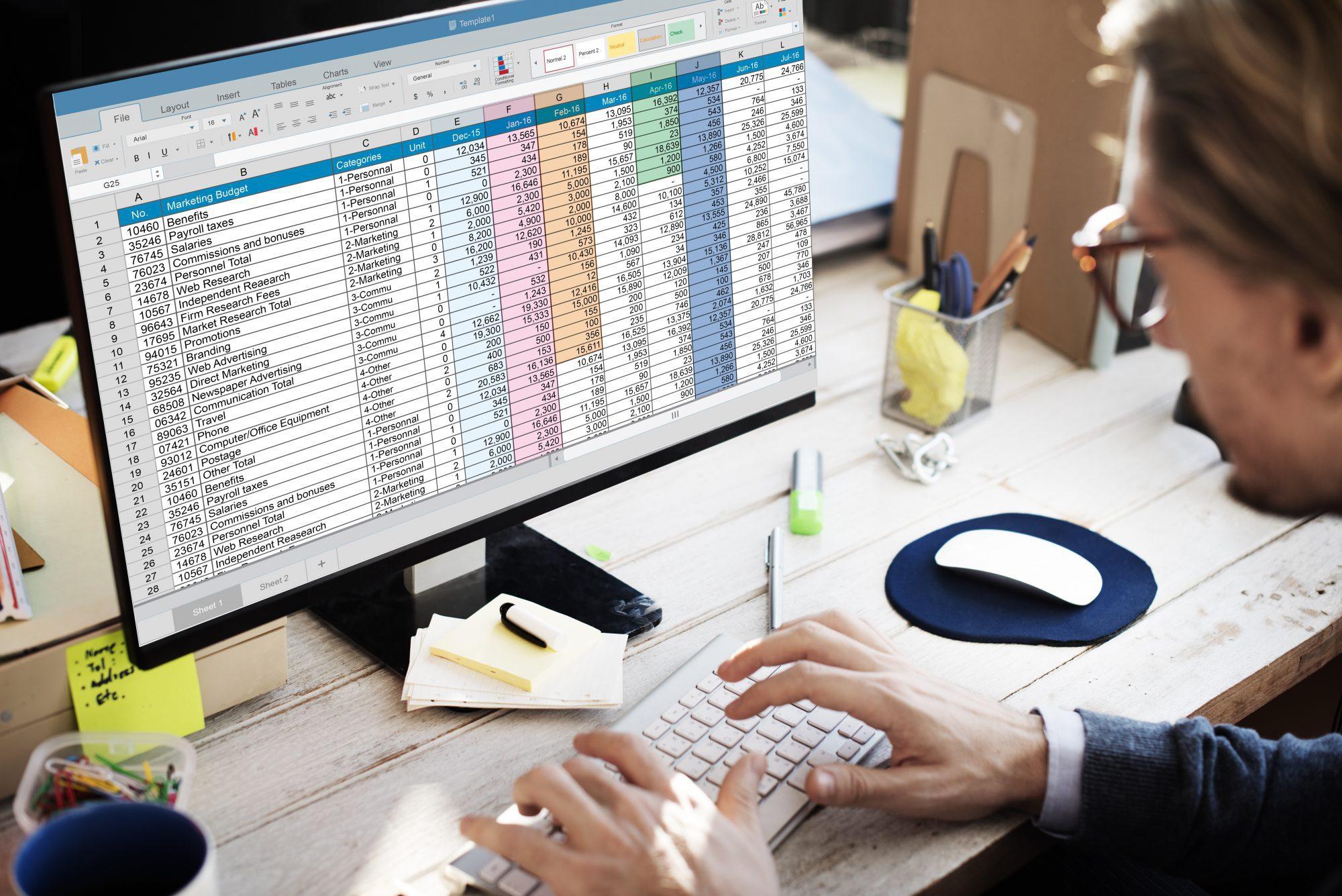 bookkeeping basics worksheet