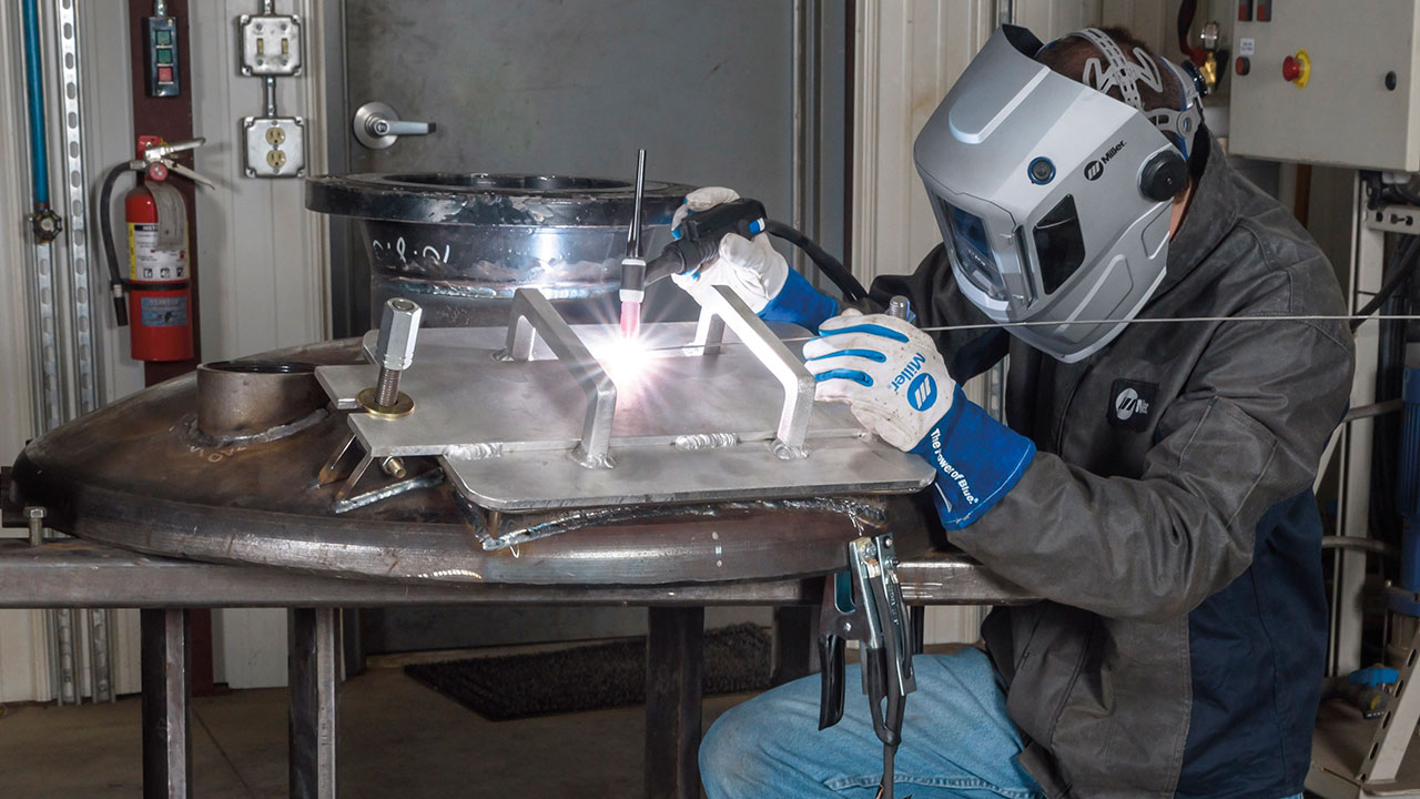 welding types and definitions