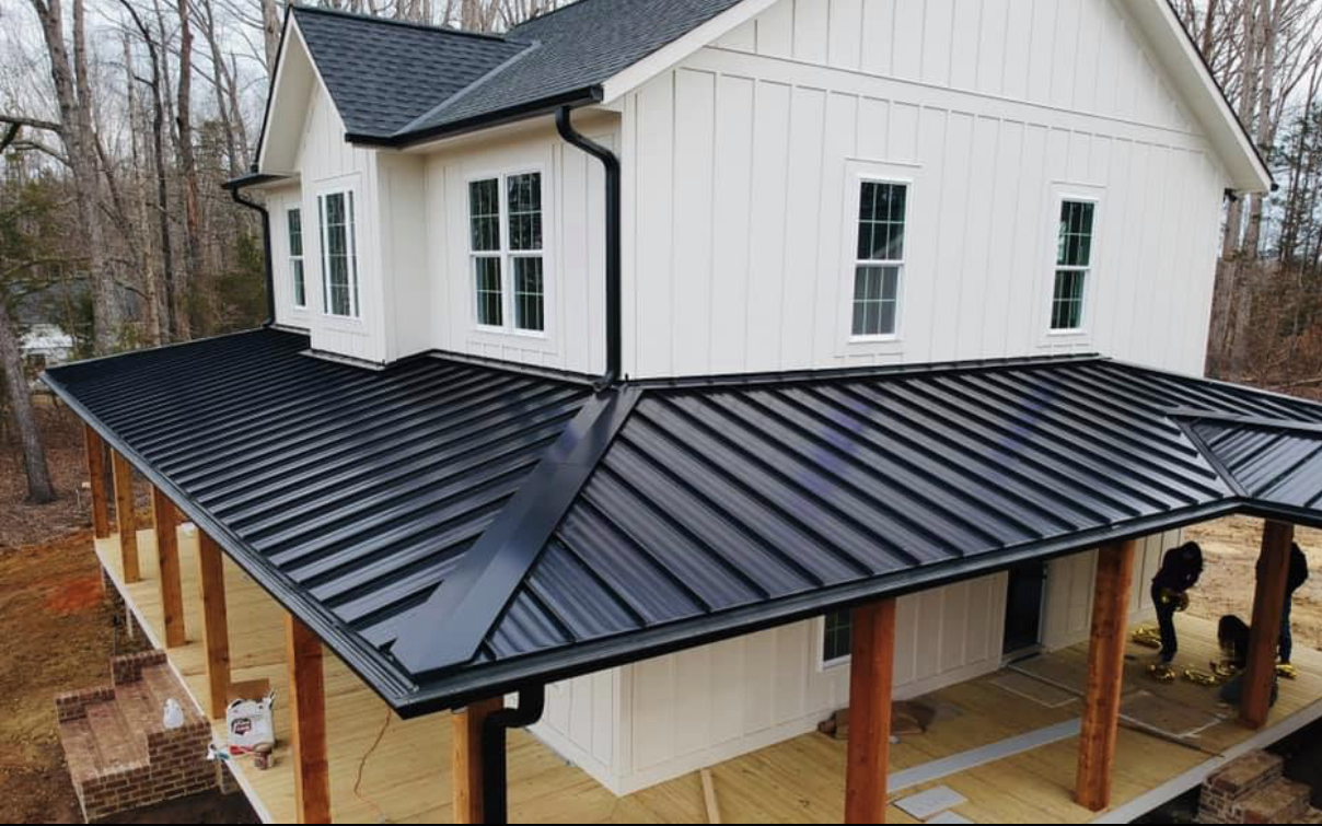 metal roofing sevice